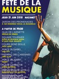 Fête de la musique 2018 - Babasapia et les Jazzités