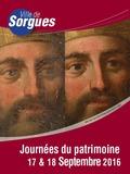 Journées du patrimoine 2016 -Ville de Sorgues (Vaucluse)
