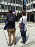 Journées du patrimoine 2016 -Jeu de piste de Sorbonne-Universités : la mystérieuse formule du professeur Patrick Moine