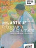 Journées du patrimoine 2016 -Joseph Bernard Artigue (1859-1936), l'Obsession de la lumière