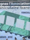 Journées du patrimoine 2016 -Journées Européennes du Patrimoine au Funiculaire de Barèges ( 65 )