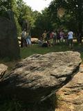 Journées du patrimoine 2016 -Journée européenne du patrimoine aux Menhirs de Monteneuf