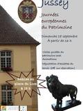 Journées du patrimoine 2016 -Journées du Patrimoine à Jussey