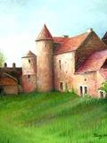 Journées du patrimoine 2016 -Visite du Château de Pontus De Tyard