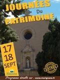 Journées du patrimoine 2016 -Journées Européennes du Patrimoine 2016 à Marignane