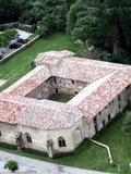 Journées du patrimoine 2016 -Visite du prieuré de Charrière à Châteauneuf de Galaure
