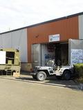 Journées du patrimoine 2016 -Exposition de  véhicules militaires anciens