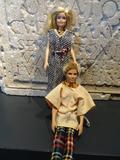 Journées du patrimoine 2016 -Ken et Barbie à la mode romaine