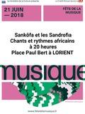 Fête de la musique 2018 - L'âme africaine