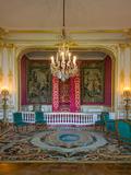 Journées du patrimoine 2016 -L'appartement de parade, de Louis XIV au maréchal de Saxe