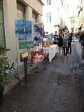 Journées du patrimoine 2016 -L'art est dans la rue