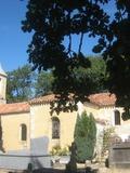 Journées du patrimoine 2016 -Visite libre de l'église de Saint-André - Exposition : L' école de Gondrin – Aventure des écritures