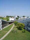 Journées du patrimoine 2016 -L'école nationale supérieure d'architecture et de paysage de Bordeaux