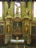 Journées du patrimoine 2016 -L'église du Castrum de Tarascon