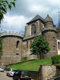 Journées du patrimoine 2016 -L'Eglise Saint-Pierre de Toucy, une véritable forteresse de grès.