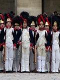 Journées du patrimoine 2016 - l'Emperi  ouvre ses portes à deux groupes de reconstitution historique en tenues du Premier Empire