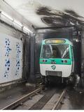 Journées du patrimoine 2016 -L'étonnante machine à laver du métro de la ligne 7