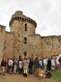Journées du patrimoine 2016 -L'histoire du château de la Madeleine