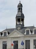 Journées du patrimoine 2016 -L'Hôtel de ville ouvre ses portes : le beffroi et son horloge