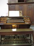 Journées du patrimoine 2016 -L'orgue de l'église Saint-Charles-Borromée