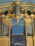 Journées du patrimoine 2016 -L'orgue de la Madeleine d'Albi
