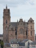 Journées du patrimoine 2016 -L'Orgue de Notre-Dame de Rodez