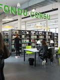Journées du patrimoine 2016 -L'Université de Corse vous fait découvrir sa nouvelle bibliothèque