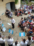 Journées du patrimoine 2016 -Concert de la Batterie-Fanfare