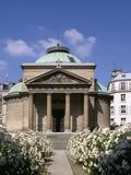 Rendez Vous aux Jardins 2018 -La Chapelle expiatoire et ses jardins : histoire d'un jardin, mémoire de l'Europe