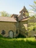 Journées du patrimoine 2016 -La chapelle Saint-Valentin à Châteauneuf-les-Bains