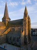 Journées du patrimoine 2016 -La collégiale Saint-Aubin