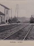 Journées du patrimoine 2016 -La création des voies ferrée à Corbenay.
