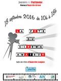 Journées du patrimoine 2016 -La fête du cinéma amateur