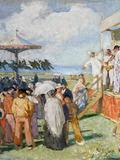 Journées du patrimoine 2016 -La Fête vue par les peintres en Bretagne