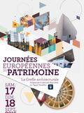 Journées du patrimoine 2016 -Visites commentées de la Rotonde, annexe de la maison de quartier Saint-Louis