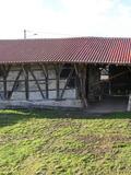 Journées du patrimoine 2016 -La grosse grange d'Ozan : bâtiment agricole le plus ancien de l'Ain !