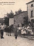 Journées du patrimoine 2016 -La Haute Comté autrefois : cartes postales, images de la vie quotidienne. (Corbenay)
