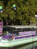 Journées du patrimoine 2016 -Visite libre de la maison de la violette (péniche)