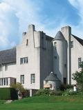 Journées du patrimoine 2016 -La Maison sur la Colline de Charles Rennie Mackintosh à Vézelay
