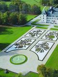 Rendez Vous aux Jardins 2018 -La Métamorphose des Jardins du Château d'Ancy le Franc