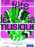 Fête de la musique 2018 - Scène ouverte de la Gare
