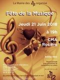 Fête de la musique 2018 - « La musique en toi »