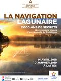 Nuit des musées 2018 -La navigation lagunaire. 2000 ans de secrets révélés par le musée d'archéologie de Catalogne