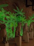 Nuit des musées 2018 -Projection