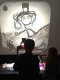 Nuit des musées 2018 -La nuit des ombres... à la lumière d'un projecteur