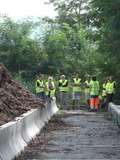 Journées du patrimoine 2016 -La plateforme de compostage de Champlat