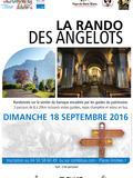 Journées du patrimoine 2016 -La rando des Angelots