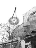 Journées du patrimoine 2016 -La restauration de la verrière ouest de l'église Saint-Louis
