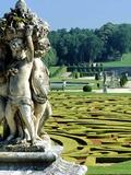 Journées du patrimoine 2016 -La restauration des statues du jardin