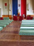 Journées du patrimoine 2016 -Visite libre de la salle des mariages et de la salle du conseil municipal